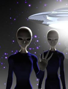 what would intelligent aliens look like something out