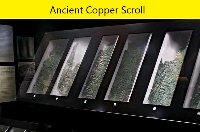 Ancient Copper Scroll