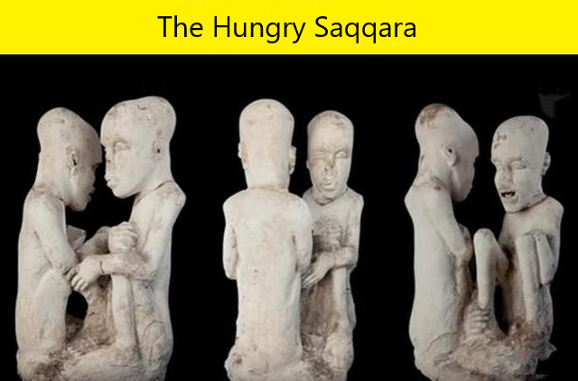 The Hungry Saqqara