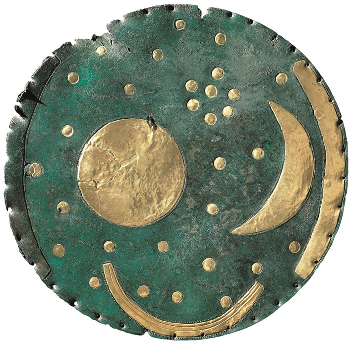 Where Was The Nebra Sky Disk Found
